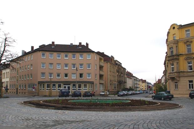 Wilhelmsplatz vorher